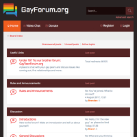 The #1 Gay Hookup Forum Websites | Hookupcloud.com