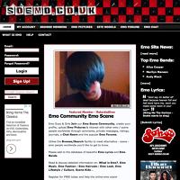 The #1 Emo Hookup Forum Websites | Hookupcloud.com